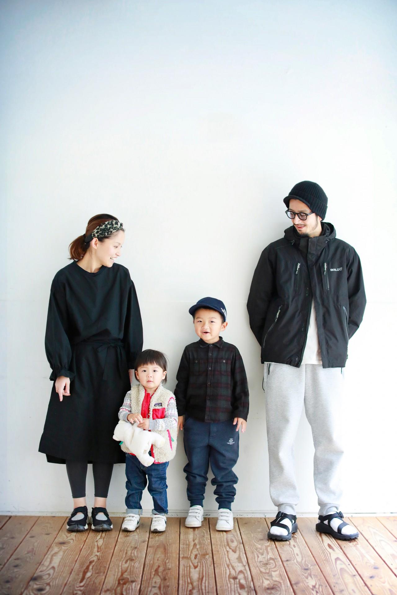 フォトナギの10年アルバム撮影